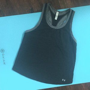 Under Armour HeatGear Racer Tank Top